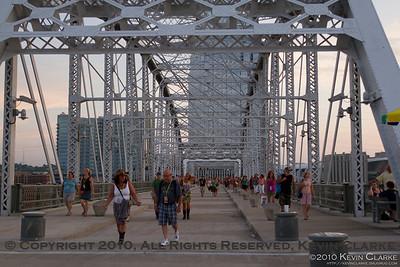 Pedestrian Bridge to LP Field