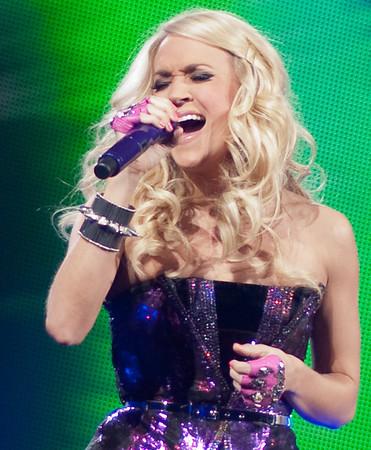 Carrie Underwood, Columbus 12/11/12