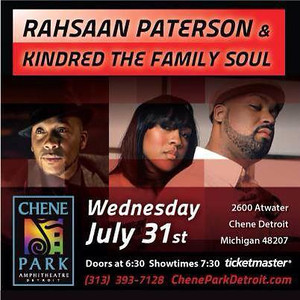 Rahsaan Patterson & Kindred Family