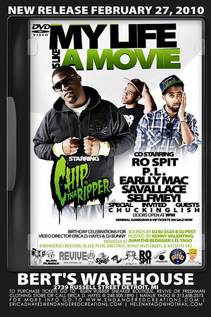 Chip Tha Ripper LIVE IN DETROIT February 27, 2010