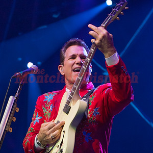 Chris Isaak at the Wellmont 5-19-2016