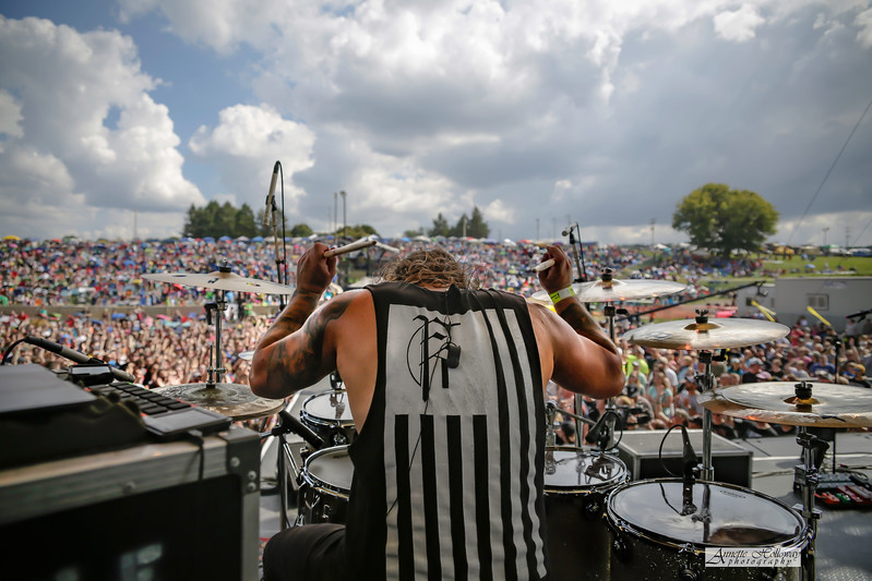 Joey West - Disciple at Uprise Festival 9-16-17 by Annette Holloway Photog