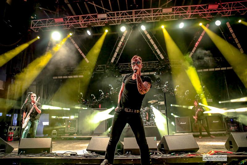 Stone Temple Pilots at Blue Ridge Rock Festival VA 9-7-19 by Annette Holloway Photography