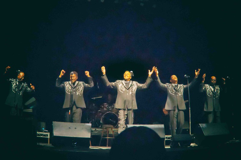 170305 The Spinners (Saban Theater)