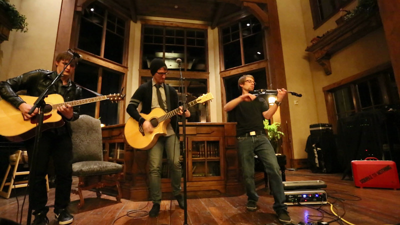 Double or Nothing at the Hotel Park City as part of the Concerts at Sundance series
