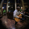Nikhil Korula rocks a solo gig at the Hotel Park City.