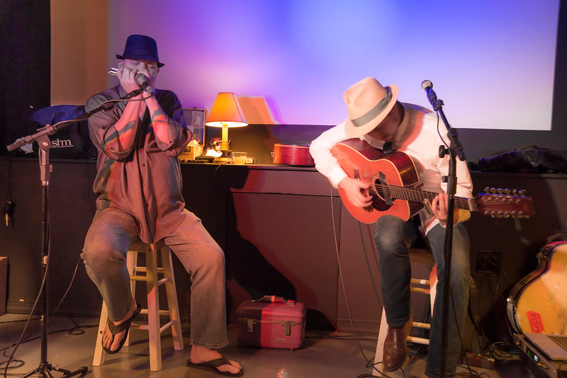 David Jacobs-Strain & Bob Beach