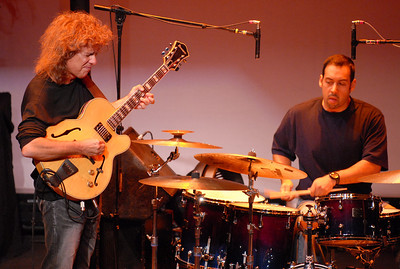 Pat Metheny & Antonio Sanchez