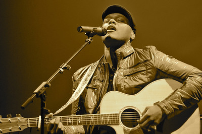 Javier Colon (Winner of the Voice on NBC)