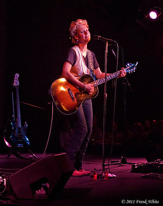 Shelby Lynne. Taken at the Birchmere music hall in Alexandria, VA