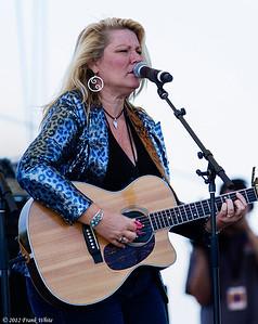 Patty Reese.  2012 Chesapeak Bay Blues Festival, Sandy Point Park, Annapolis, MD.