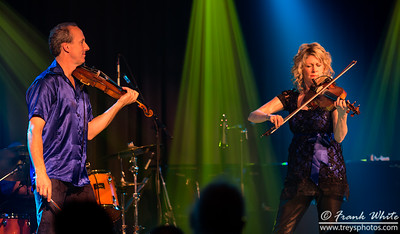 Natalie MacMaster and Donnel Leahy in concert