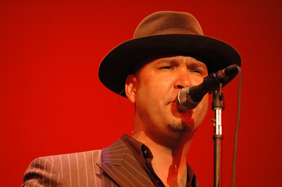 Big Bad Voodoo Daddy (Scotty Morris)