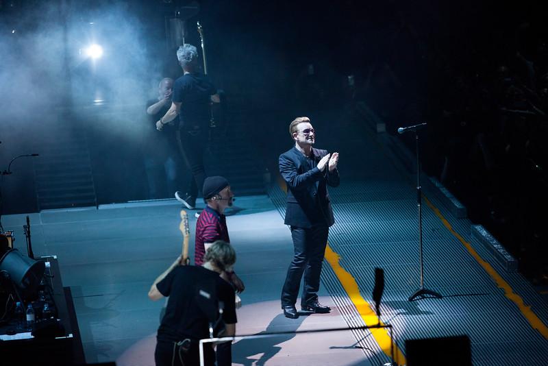 U2 I&E Tour 2015