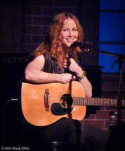 Allison Moorer. Taken at the Birchmere music hall in Alexandria, VA