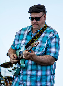 Dave Chappell, Chesapeake Bay Blues Band. 2012 Chesapeak Bay Blues Festival, Sandy Point Park, Annapolis, MD.