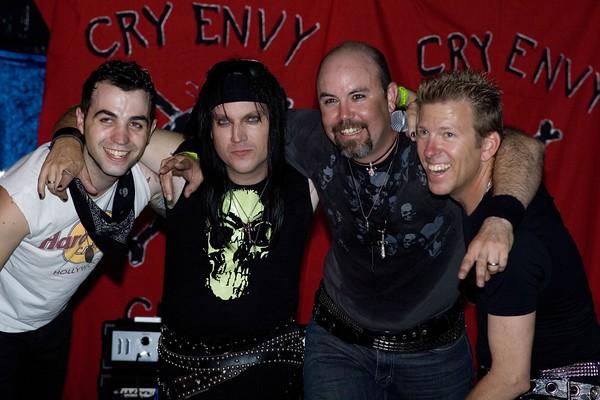 Cry Envy