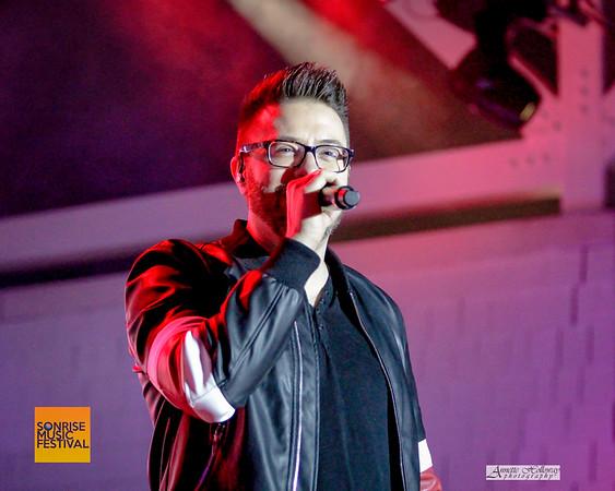 Danny Gokey - SonRise Music Festival Fri 4-20-18 by Annette Holloway Photography