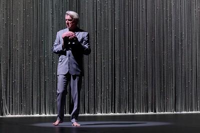 "David Byrne ""American Utopia"" Tour with Ibeyi"