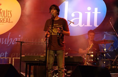 David Marin Francofolies 2009