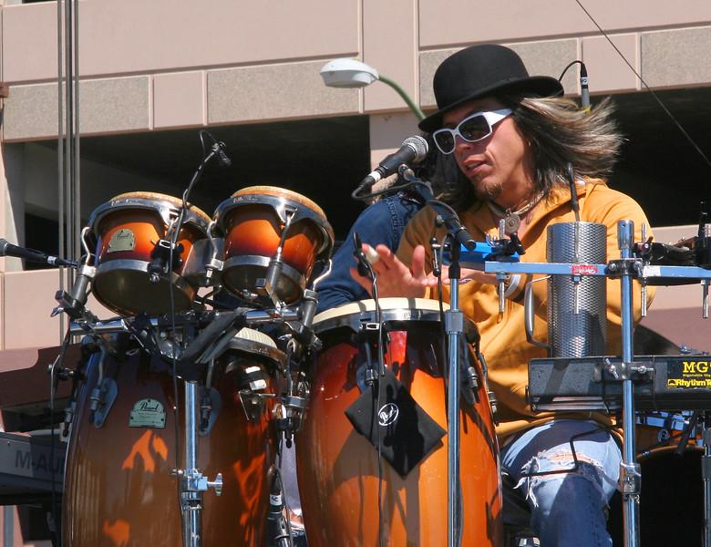 deSol Percussionist