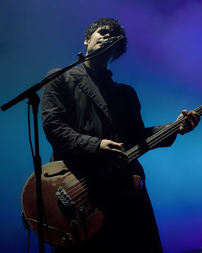 Robert Levon Been of Black Rebel Motorcycle Club