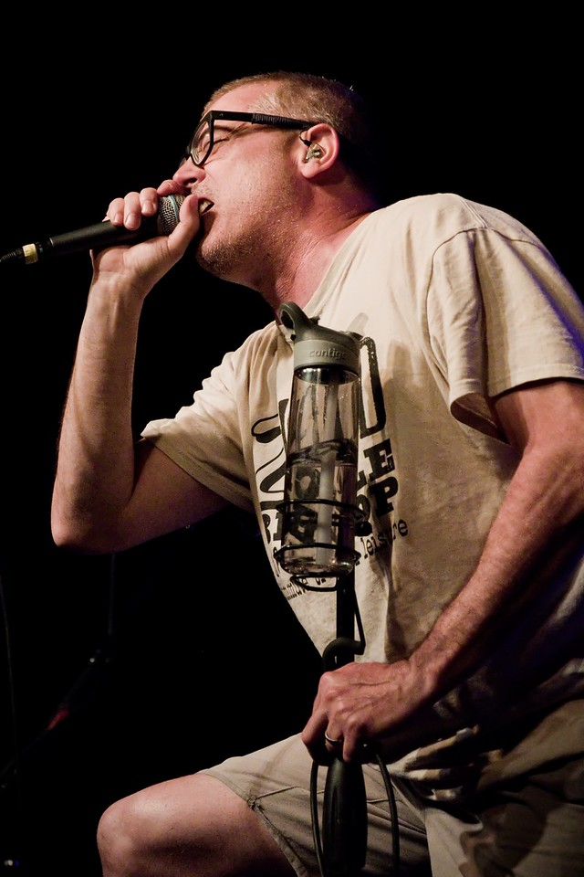 Milo Aukerman of Descendents
