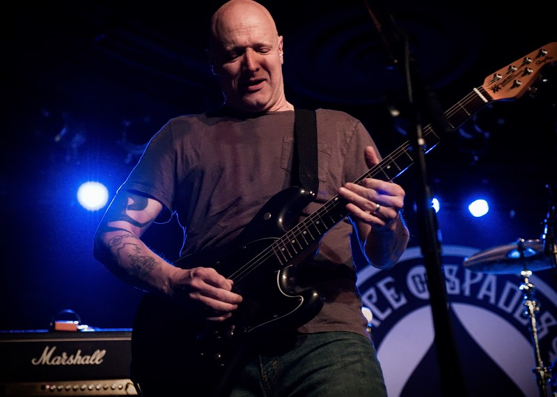 Stephen Egerton of Descendents