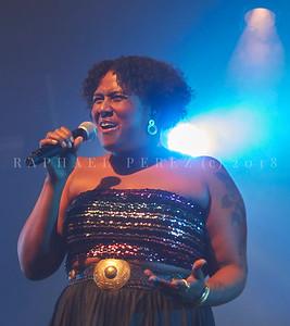 Deva Mahal at Blues sur Seine Festival. 2018