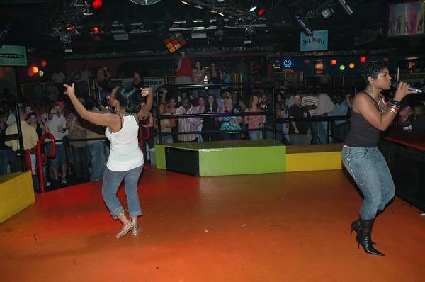 Ebony Eyez at Flashbacks Sept 24, 2005