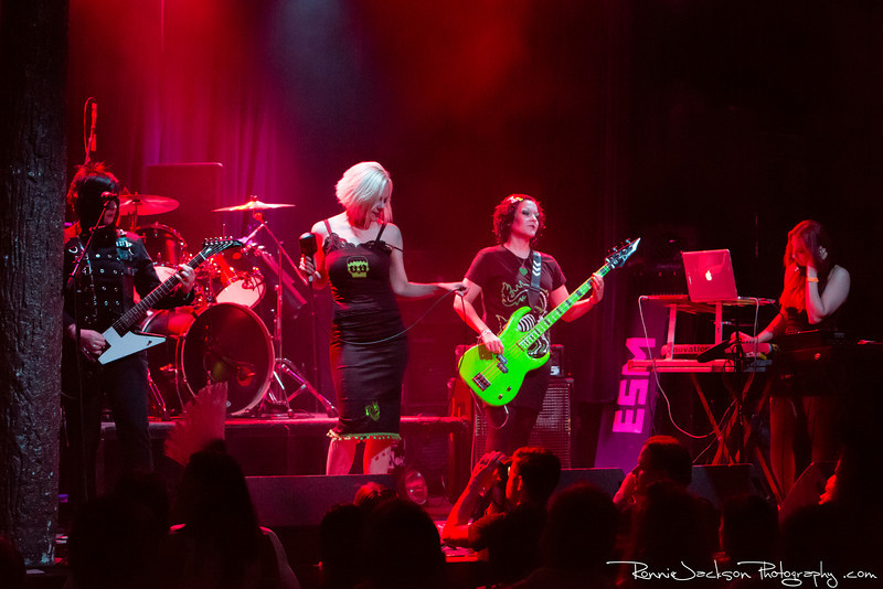 Electro Shock Machine perfomring at Trees Dallas.  8-09-2013 © 2013 Ronnie Jackson Photography