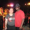 After the show: Adrian & Rhythmm