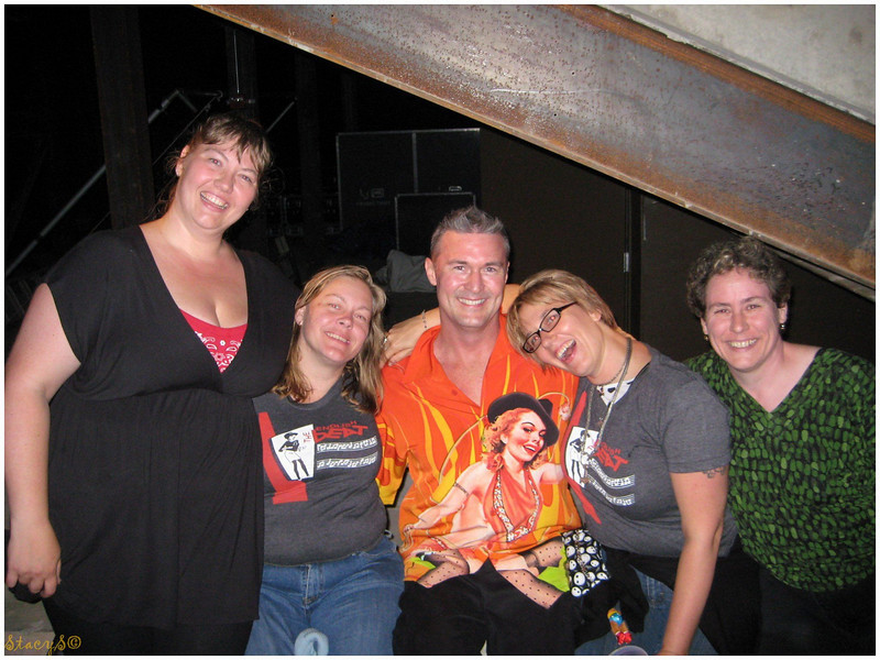 Stacy, Adriane, Eric Drew, Sarah, & Karen