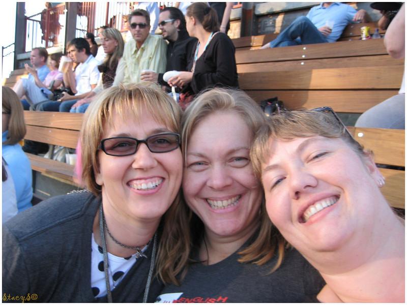 Sarah, Adriane, Stacy