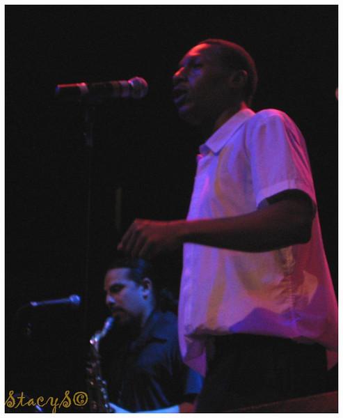 The English Beat<br /> Fernando Jativa and Antonee First Class