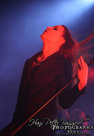 Epica in Oslo, 2007