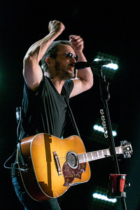 Eric Church at CMA Fest 2015