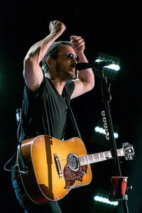Eric Church at CMA Fest 2015