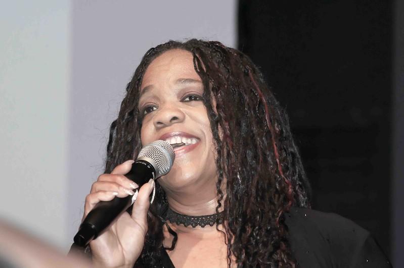 170923 Evelyn Champagne King (Jay Michaels Living Legends Concert) Ontario