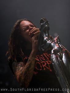 Jonathon Davis, Korn - Family Values Tour 2007