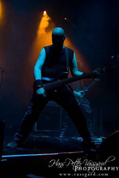 Fatal Impact at Sentrum Scene, Oslo, April 17. 2010