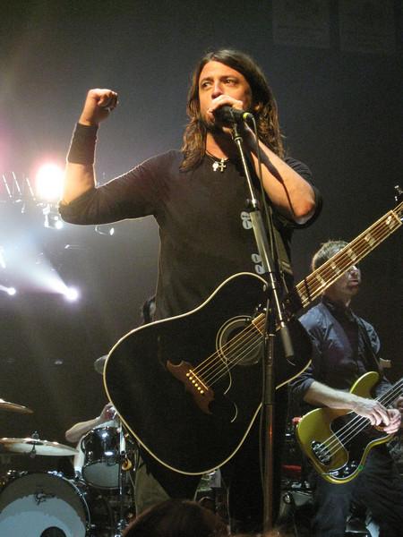 Foo Fighters Seattle 2008