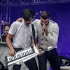 Joel Smallbone & Benjamin Backus - For King and Country at KingsFest 2017 in VA 6-22-17 by Annette Holloway Photog