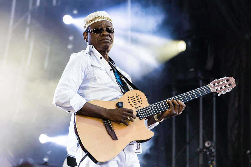 Alpha Yaya Diallo  @ Francofolies 2017 Photos: Thomas Courtois for Thorium Magazine http://www.Studio-Horatio.fr