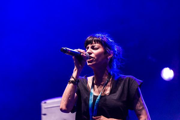 La Gale @ Francofolies Montreal 2017 Photos: Thomas Courtois for Thorium Magazine http://www.Studio-Horatio.fr