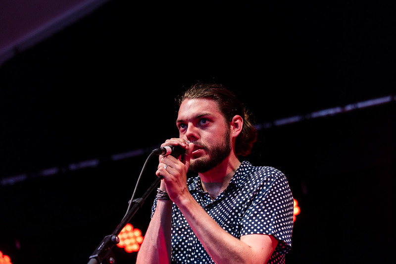 Les chansonneurs de la destination chanson fleuve @ Francofolies Montreal 2017 Photos: Thomas Courtois for Thorium Magazine http://www.Studio-Horatio.fr