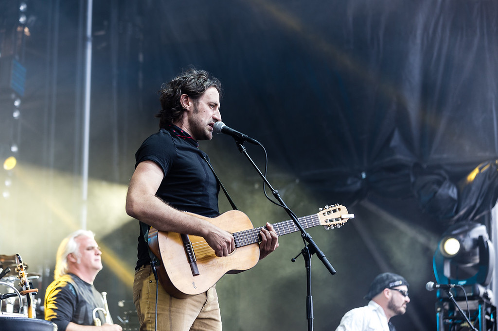 Sebastien Lacombe  @ Francofolies 2017 Photos: Thomas Courtois for Thorium Magazine http://www.Studio-Horatio.fr