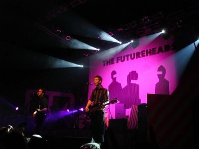 Futureheads 2005