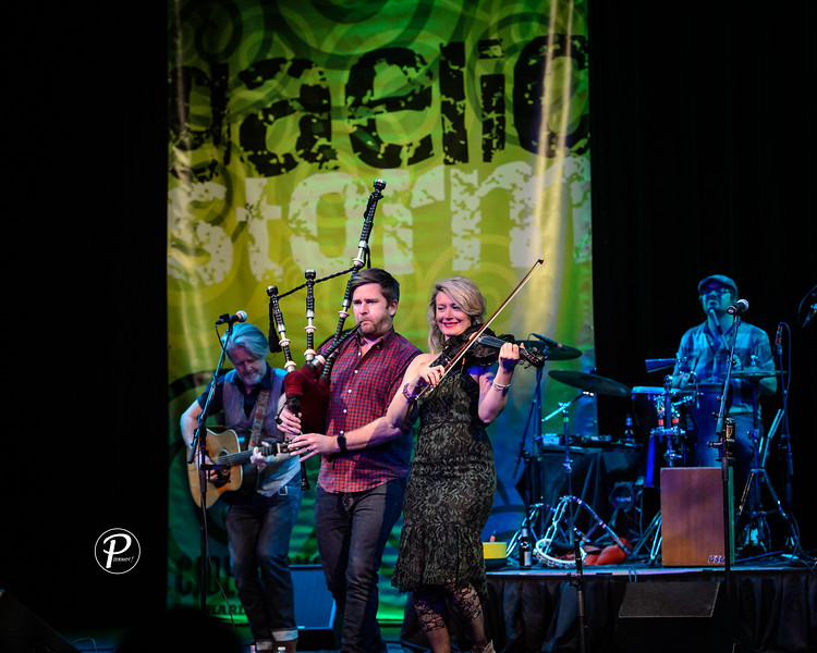 Gaelic Storm Sold Out Live at Sopac South Orange NJ