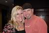 Andrea (or TJ for Trisha jr. as Garth nicknamed me) and Garth Brooks